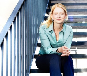 Therapeutin Katrin Winkel