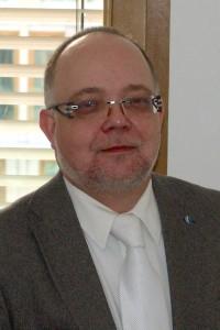 Zu Gast: Jurist Ralf Neugebauer